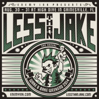 Free Download: Less Than Jake Wake & Bake Weekend Sampler