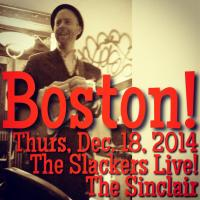 Jesse Wagner of The Aggrolites Joins The Slackers for 5 Dates