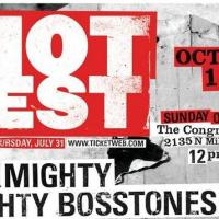 Throwback Thursday: Mighty Mighty Bosstones Perform at Riot Fest in 2008