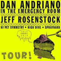 Jeff Rosenstock Announces July Show At Brighton Music Hall With Dan Andriano