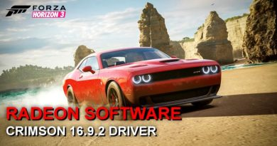 Ya tenemos drivers AMD Radeon Software Crimson para Forza Horizon 3