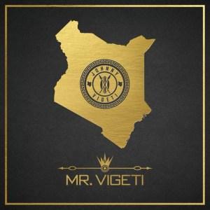 Johnny Vigeti - Mr Vigeti - Album FRONT