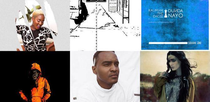 New Music: Cece Sagini, Athieno, Basthma, Quassa, Maganga + Kalimani The MC