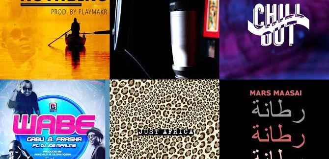 New Music: Gabu & Frasha, Noel Nderitu, Mars Maasai, Bobo, Reithy + Jublak & Stitch