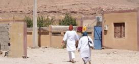 طبقا لتعليمات وزارة الداخلية قافلة طبية تجوب المناطق النائية