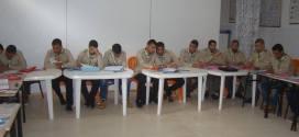 إختتام المعسكر التدريبي لقادة الأفواج الكشفية بالمسيلة