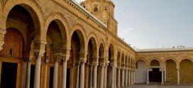 طلبة بوسعادة بجامع الزيتونة بتونس