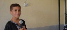 سرقين موهبة انشادية في طلبة جمعية العلماء المسلمين الجزائريين شعبة بوسعادة