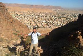 جبل ( كردادة ) الجبل الشّهير الذي يحرس بوسعادة