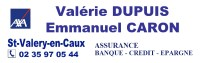 Logo AXA St Valéry
