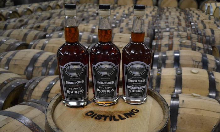 New: Timber Creek Whiskey Bottlings Latest Out Of Florida