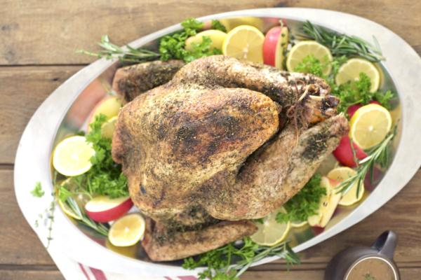 Recipe Roundup: 25 Delicious Thanksgiving Recipes | Bourbon and Honey