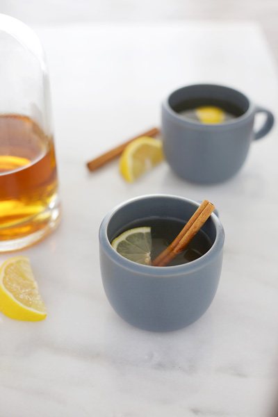 Bourbon and Honey Hot Toddy | Bourbon and Honey