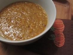 Lentil Squash Soup 027