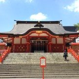 Temple in Shinjuku