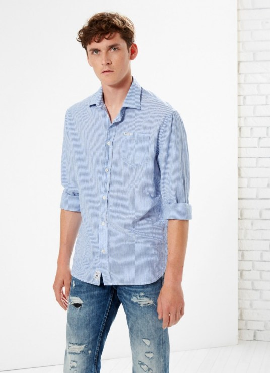 chemise pepe jeans