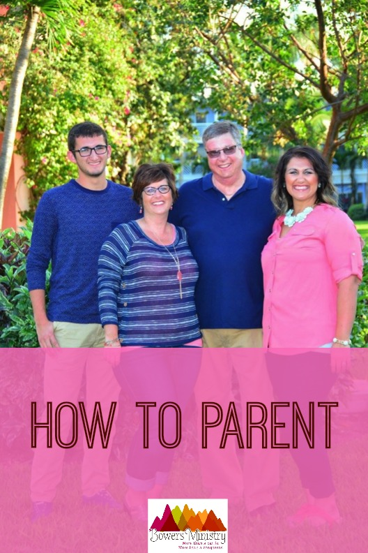How to Parent: 5 Things I've Learned Along the Way