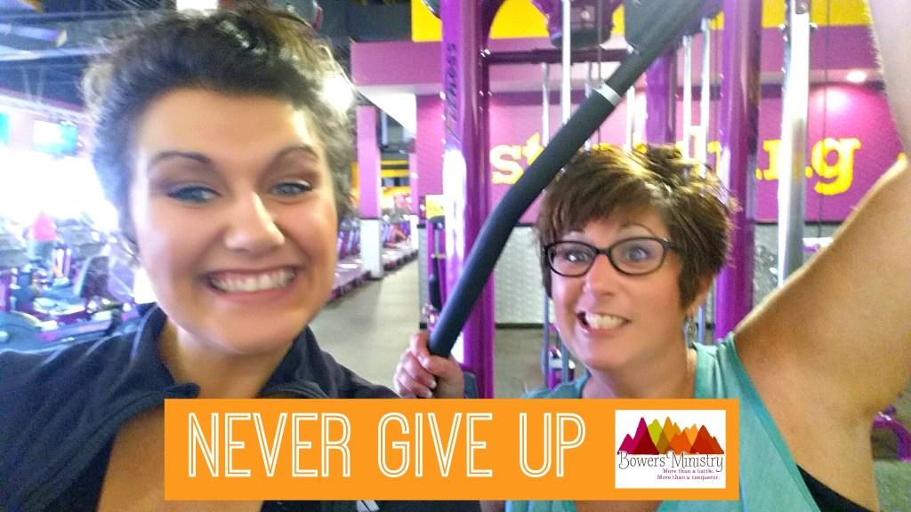 gym photo with sam