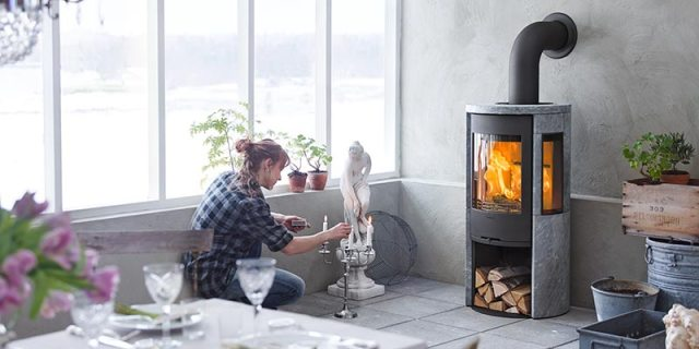 Perfecting the draw on your wood-burning stove