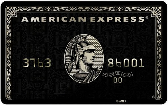 centurion card amex american express