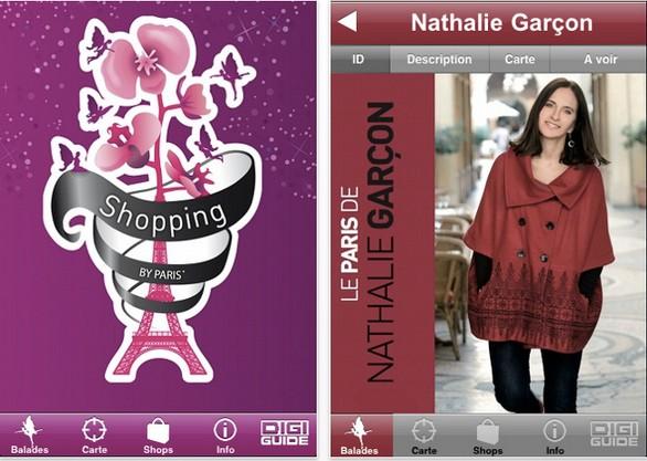 app fashion paris shopping iphone