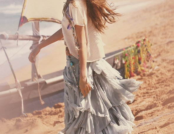 _Free People Summer Layers Skirt 2011 SS