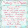 February '16 Playlist