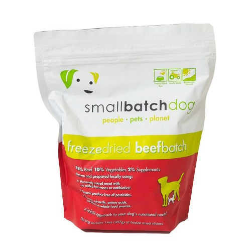 Medium Of Small Batch Dog Food