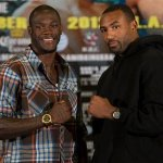 Deontay Wilder and Kelvin Price