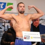 HBO Boxing After Dark Weigh-In: Adonis Stevenson vs Tony Bellew