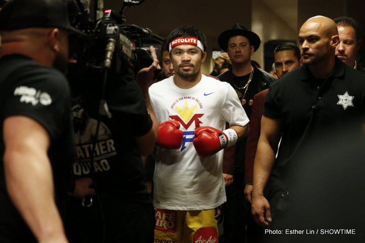 Manny Pacquiao Next Fight: Terence Crawford Eyeing Biggest Fight of Career