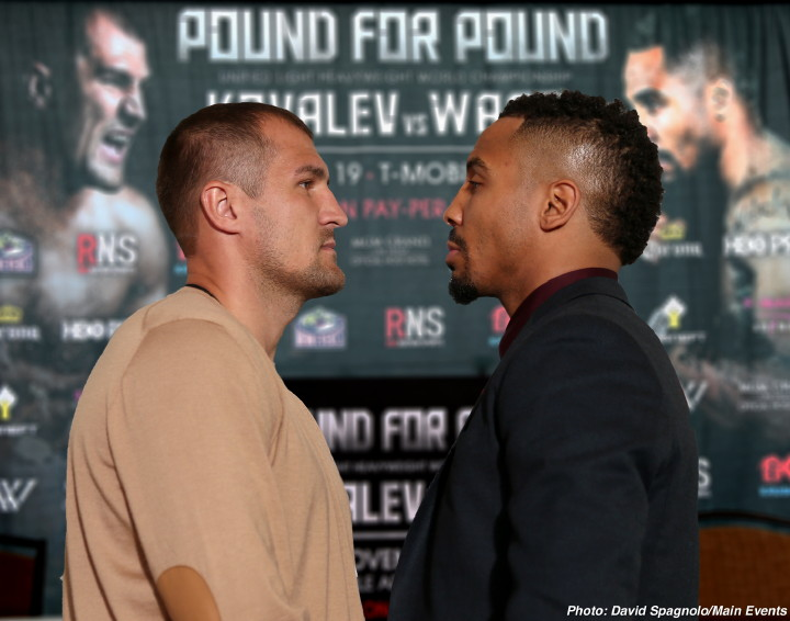 ward vs kovalev 2 live stream free rematch fight 4