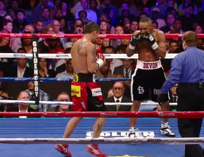 Brook Alexander Brook vs. Alexander  kell brook devon alexander