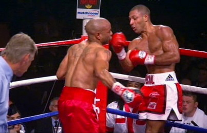 photo: kell brook devon alexander
