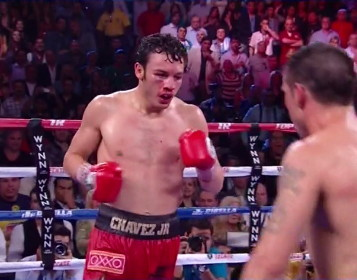 photo: julio cesar chavez jr