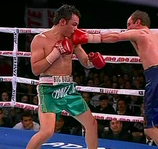 Chavez Hearns Chavez vs. Hearns  ronald hearns julio cesar chavez jr
