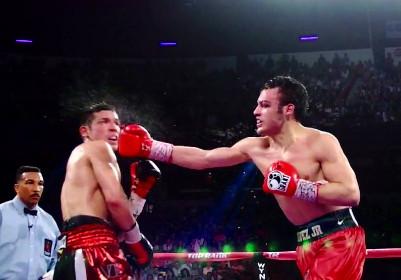 photo: julio cesar chavez jr boxing