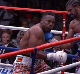 Chisora Price Chisora vs. Price  derek chisora david price