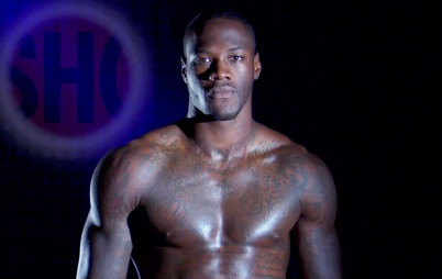 photo: deontay wilder