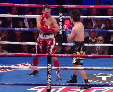 photo: nonito donaire manny pacquiao floyd mayweather jr