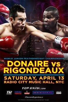 photo: nonito donaire guillermo rigondeaux