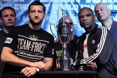 Froch Johnson Froch vs. Johnson  glen johnson carl froch andre ward