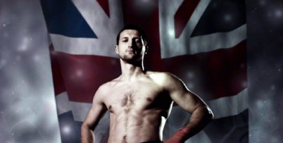 Froch vs. Ward  carl froch andre ward