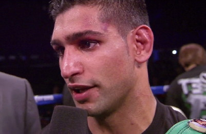photo: amir khan