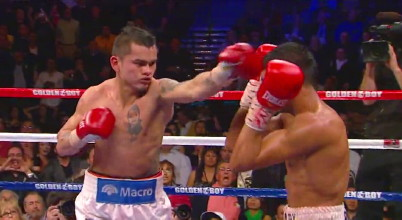 photo: marcos rene maidana manny pacquiao