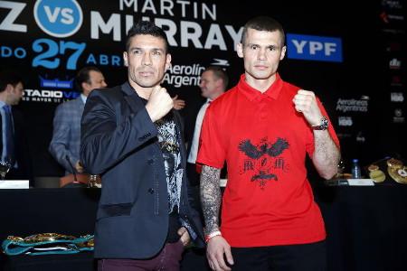 photo: sergio martinez boxing