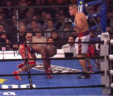 Smith Castillo Smith vs. Castillo  jose luis castillo antwone smith