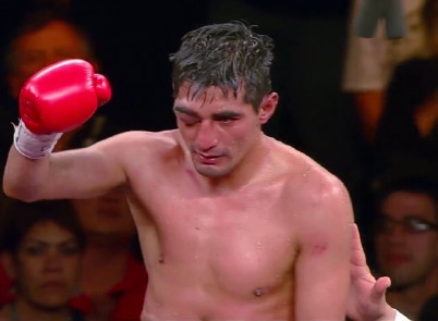 El Terrible  erik morales