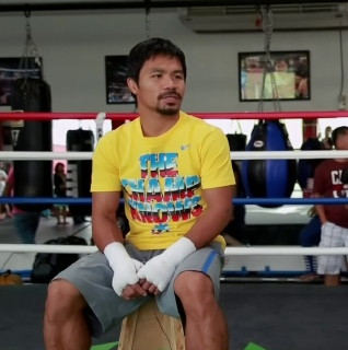 top rank Bob Arum  manny pacquiao