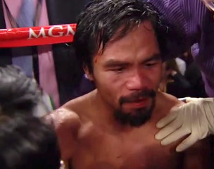 photo: manny pacquiao